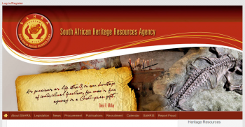 The South African Heritage Resources Information System